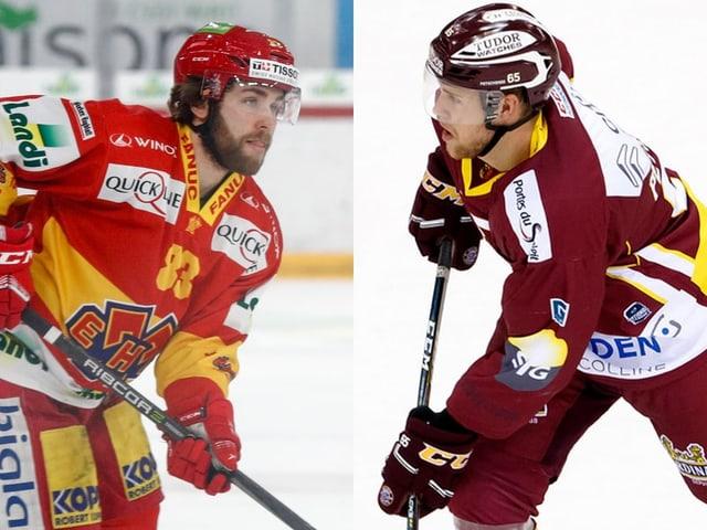 Mauro Dufner und Will Petschenig.
