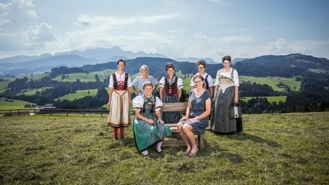 SRF bi de Lüt - Landfrauenküche Staffel 2020