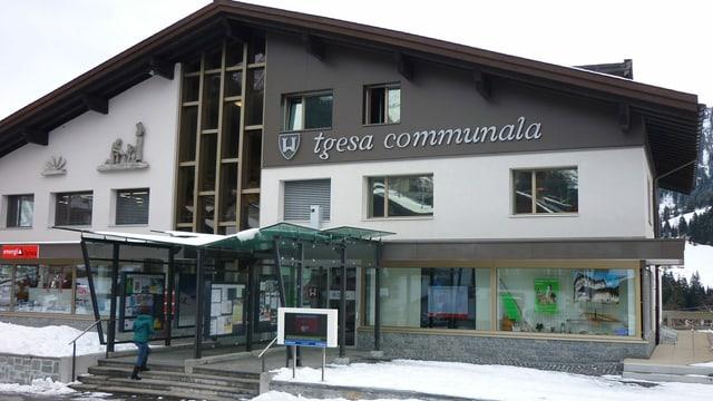 L'administraziun communala