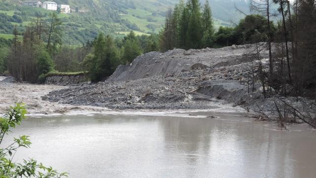 Il material che la Val Lischana ha purtà