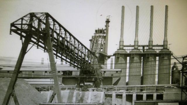 Fabrik von früher