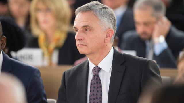 Didier Burkhalter.