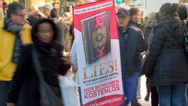 Lies-Plakat.