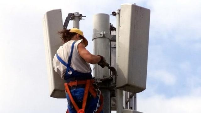 montader sin antenna
