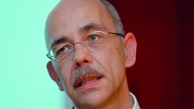 Markus Jann ist Leiter der Sektion Drogen beim Bundesamt für Gesundheit (BAG).