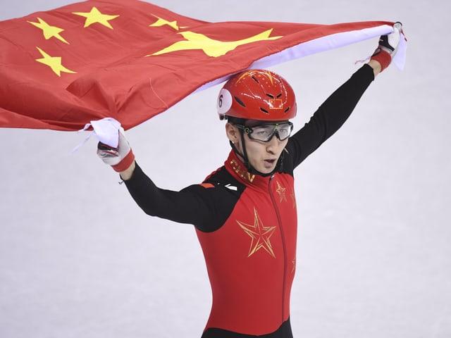 Der Chinese Wu Dajing.