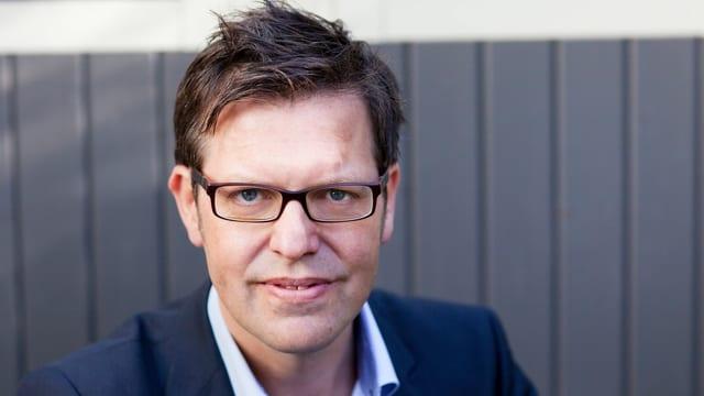 Porträt Steffen Mau