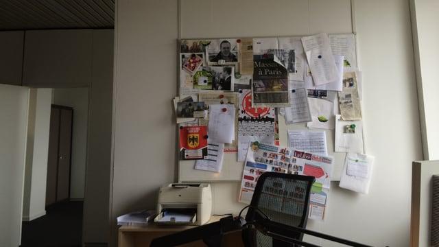 Büro a Brüssel