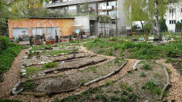 Garten im Landhof