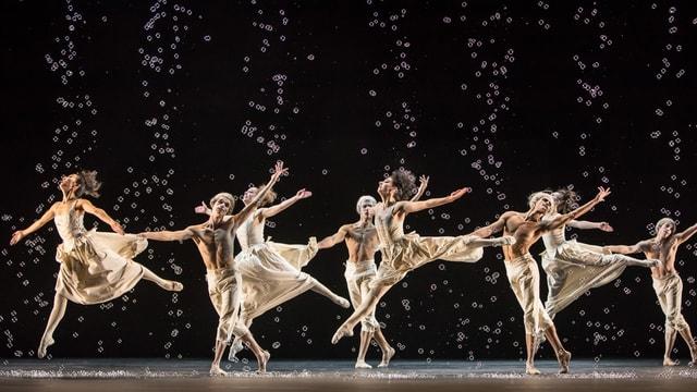 Ein Ausschnit aus dem Ballett «Bella Figura».