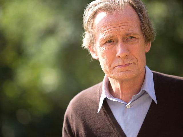 Porträt von Bill Nighy.