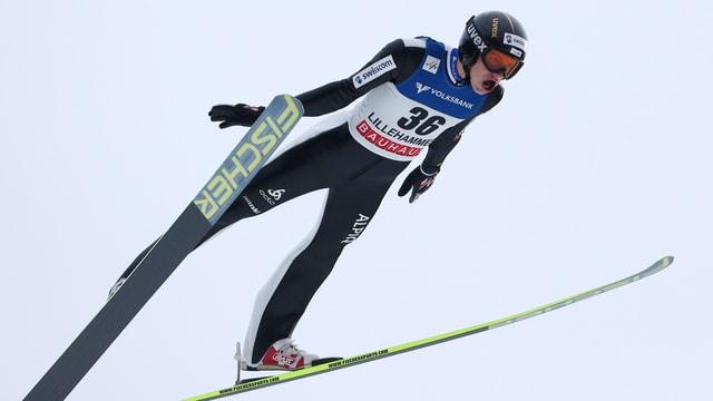 Gregor Deschwanden erneut in den Top 50.