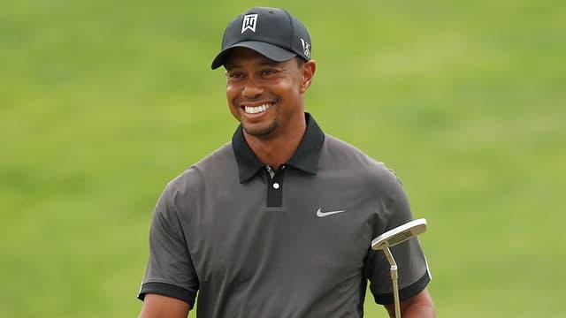 Tiger Woods startet als grosser Favorit in die US Open.