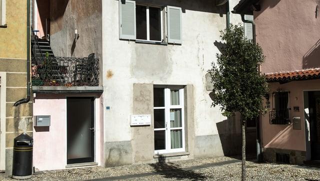 Asylunterkunft in Brissago