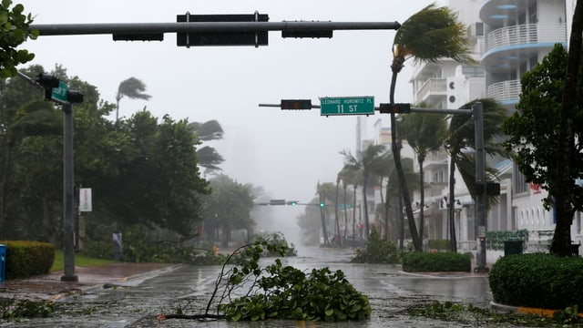 Parts da Miami-Beach stattan sut aua.