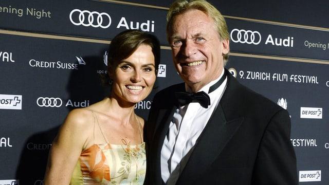 Christine und Pepe Lienhard