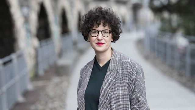 Porträt Ivna Žic