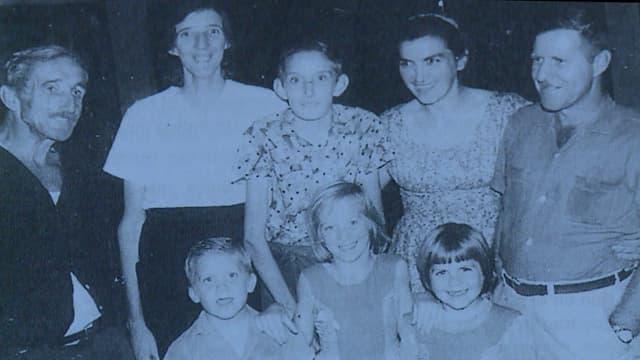 Die Familie Pfeuti wanderte 1938 von der Stadt Bern nach Eldorado in Argentinien aus.