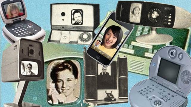 Die Idee des Bildtelefons ist fast so alt wie das Telefon. Durchsetzen konnte sie sich bis heute nicht.