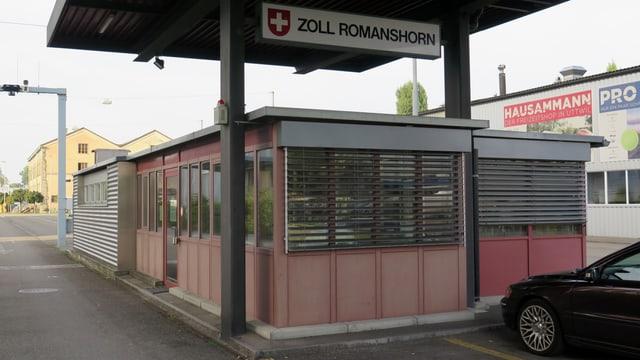 Zollstelle Romanshorn