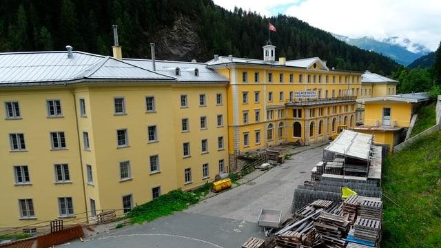 Scuol Palace
