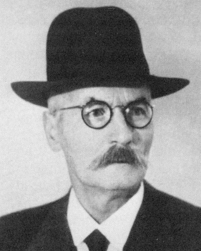 Gian Gianet Cloetta (1874-1965)