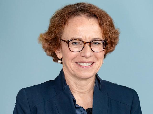 Portrait von Eva Herzog
