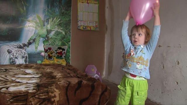 Video «Tschernobyl: Leben in verstrahltem Gebiet (2/4)» abspielen