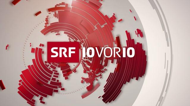 SRF 10vor10 Logo