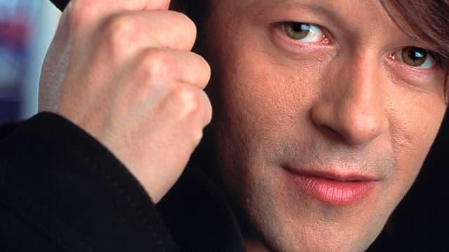Portrait des Schweizer Sängers Michael von der Heide