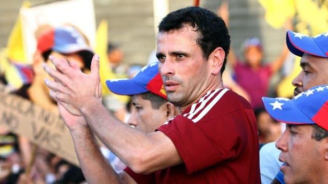 Porträt Capriles