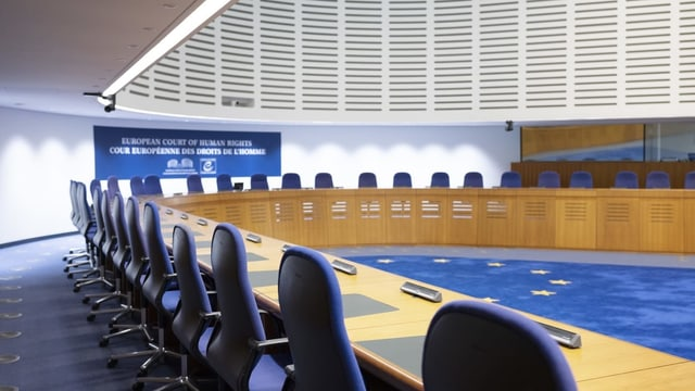 Anlaufstelle für viele Russen: Der Europäische Gerichtshof für Menschenrechte (EGMR) in Strassburg.