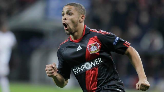 Sidney Sam verlässt im Sommer Bayer Leverkusen.
