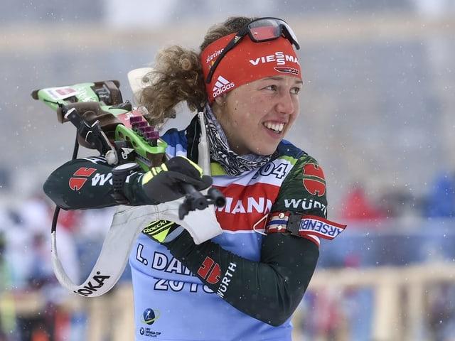 Laura Dahlmeier.