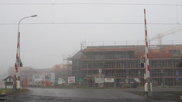 Bau von Eigentumswohnungen in Appenzell