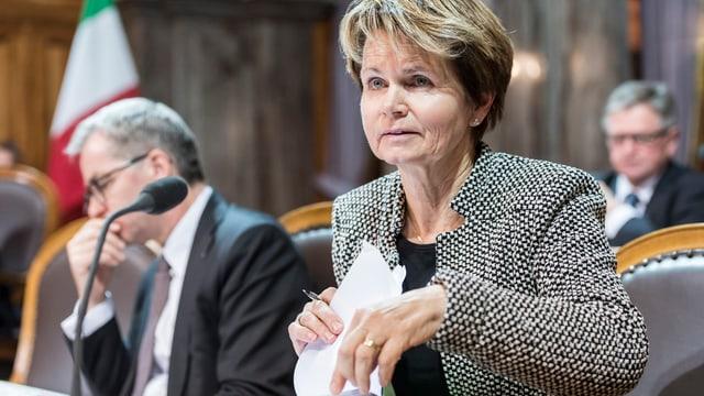 Brigitte Häberli.