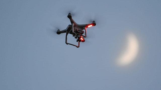 Gut gerüstet gegen Drohnen (Artikel enthält Audio)