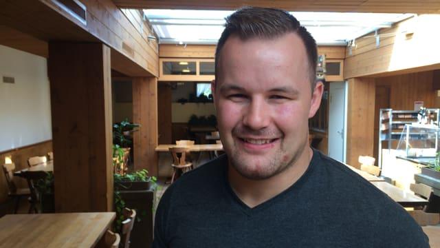 Christian Schuler ist aktuell der beste Innerschweizer Schwinger.