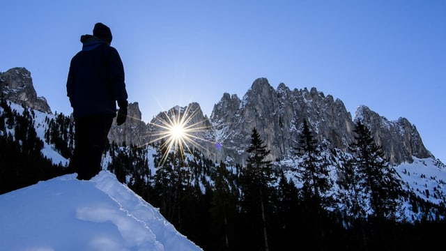 Unsere Berge – mein Berg