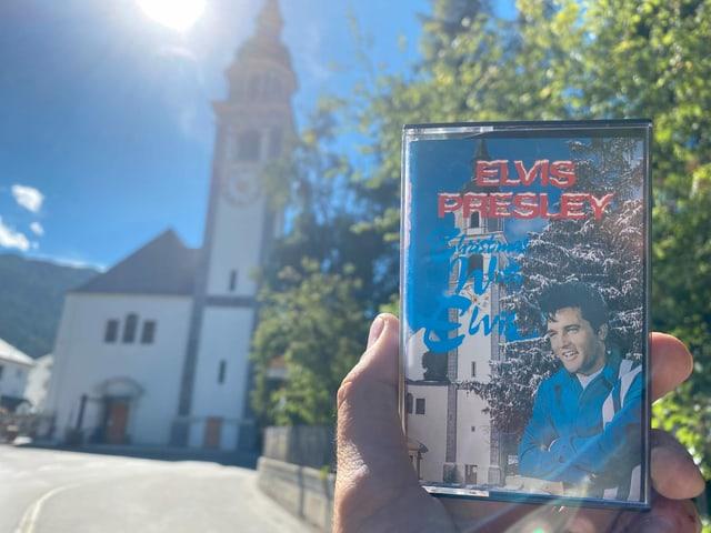 Elvis e Bever!