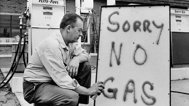 Sorry No Gas