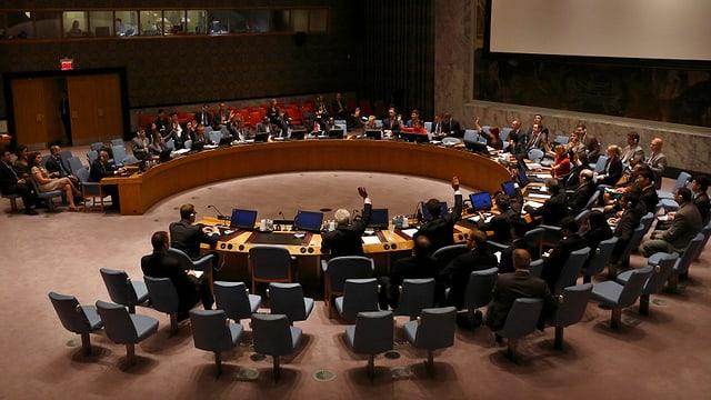 UNO-Sicherheitsrat