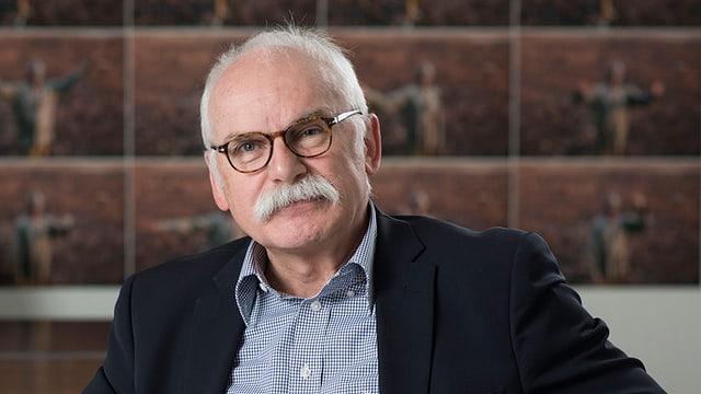 Hugo Fasel, il directur da Caritas Svizra.