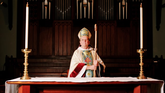 Video «Bischof Gene Robinson – Freie Liebe oder Tod» abspielen