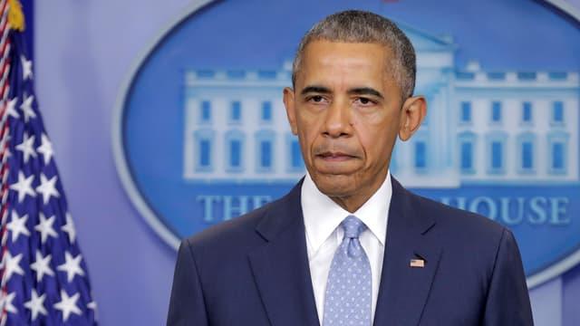 Il president american Barack Obama.