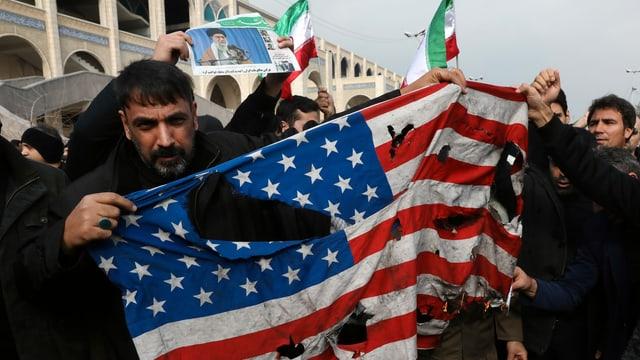 Video «Trump, Teheran, Tod – Und die Schweiz?» abspielen