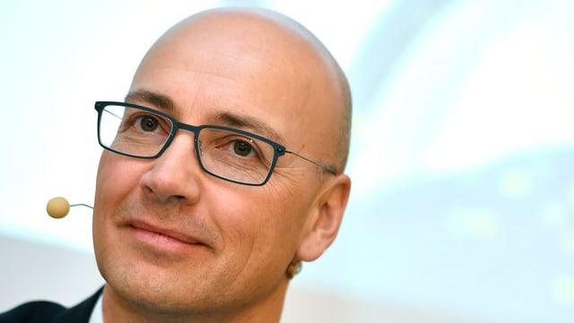 Andreas Müller, neuer Konzernchef bei GF