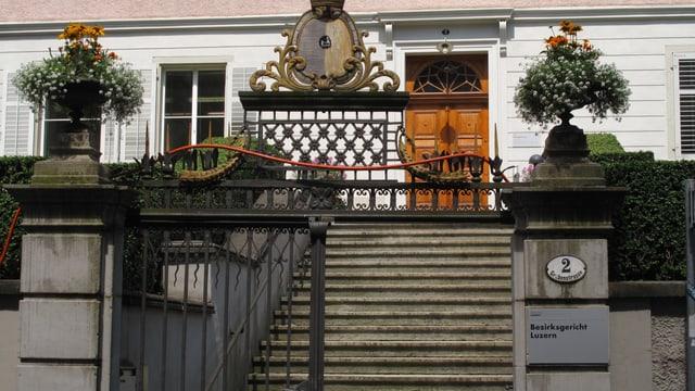 Bezirksgericht Luzern