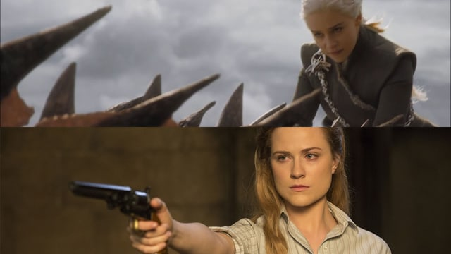 Starke Frauenfiguren bei Game of Thrones und Westworld