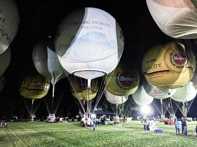 Gasballone